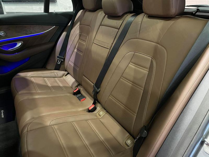 Photo 9 de l'offre de MERCEDES-BENZ CLASSE E BREAK (S213) 43 AMG 401CH 4MATIC 9G-TRONIC à 54990€ chez Signature auto