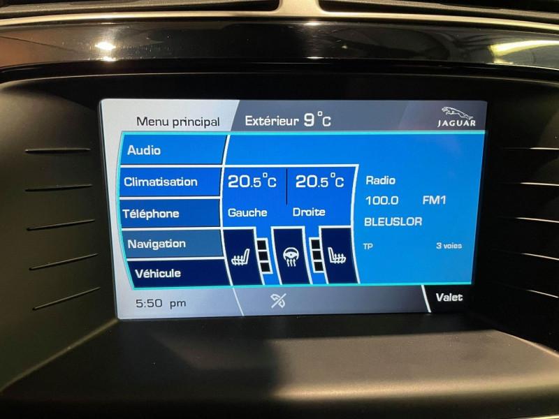 Photo 13 de l'offre de JAGUAR XK COUPE 5.0 V8 R-S à 65990€ chez Signature auto