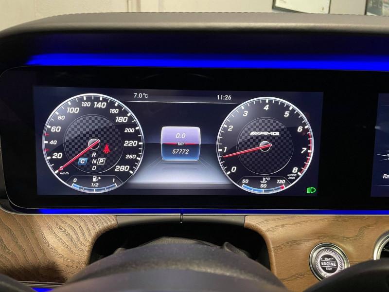 Photo 11 de l'offre de MERCEDES-BENZ CLASSE E BREAK (S213) 43 AMG 401CH 4MATIC 9G-TRONIC à 54990€ chez Signature auto