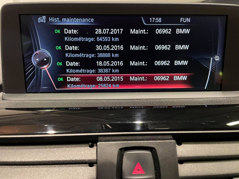 Photo 15 de l'offre de BMW SERIE 3 (F30) 335IA XDRIVE 306CH SPORT à 26990€ chez Signature auto