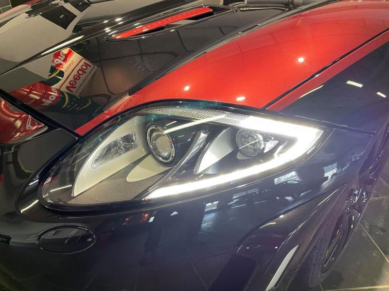 Photo 4 de l'offre de JAGUAR XK COUPE 5.0 V8 R-S à 65990€ chez Signature auto