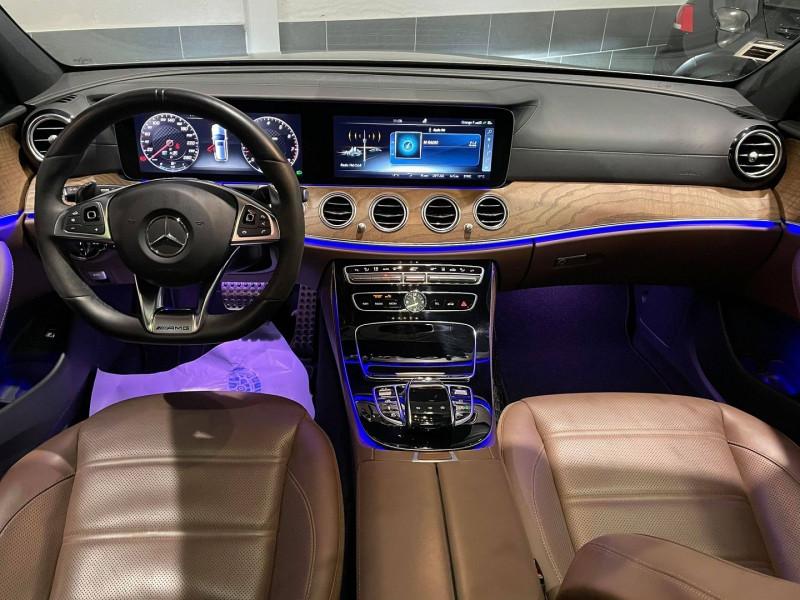 Photo 6 de l'offre de MERCEDES-BENZ CLASSE E BREAK (S213) 43 AMG 401CH 4MATIC 9G-TRONIC à 54990€ chez Signature auto