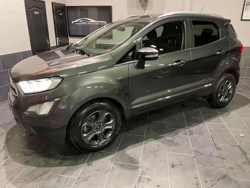 Ford ECOSPORT 1.0 ECOBOOST 125CH TITANIUM Essence GRIS Occasion à vendre