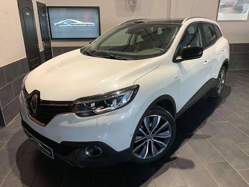 Renault KADJAR 1.6 DCI 130CH ENERGY INTENS 4WD Diesel BLANC Occasion à vendre