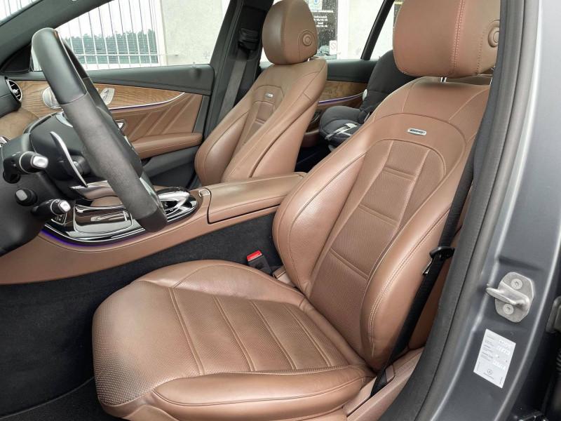 Photo 8 de l'offre de MERCEDES-BENZ CLASSE E BREAK (S213) 43 AMG 401CH 4MATIC 9G-TRONIC à 54990€ chez Signature auto