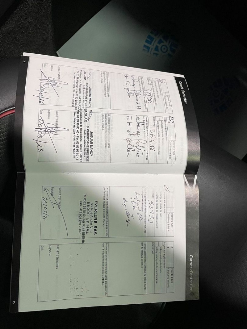 Photo 19 de l'offre de JAGUAR XK COUPE 5.0 V8 R-S à 65990€ chez Signature auto