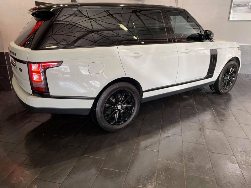 Photo 2 de l'offre de LAND-ROVER RANGE ROVER 3.0 TDV6 258CH VOGUE SWB MARK VI à 56990€ chez Signature auto
