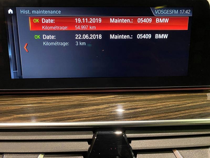 Photo 19 de l'offre de BMW SERIE 6 GRAN TURISMO (G32) 630D XDRIVE 265CH M SPORT EURO6D-T à 42990€ chez Signature auto