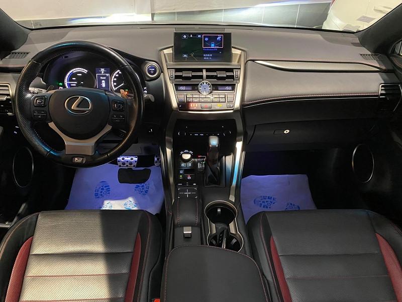 Photo 5 de l'offre de LEXUS NX 300H 4WD F SPORT à 30990€ chez Signature auto