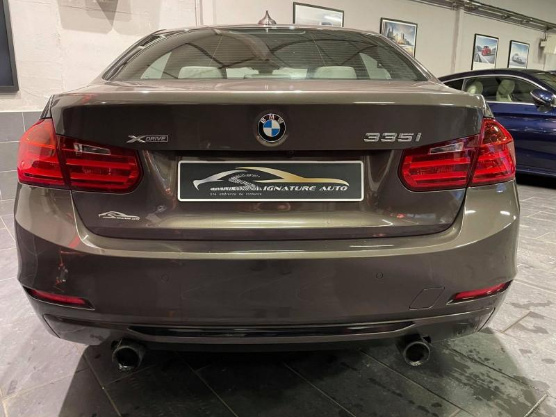 Photo 5 de l'offre de BMW SERIE 3 (F30) 335IA XDRIVE 306CH SPORT à 26990€ chez Signature auto