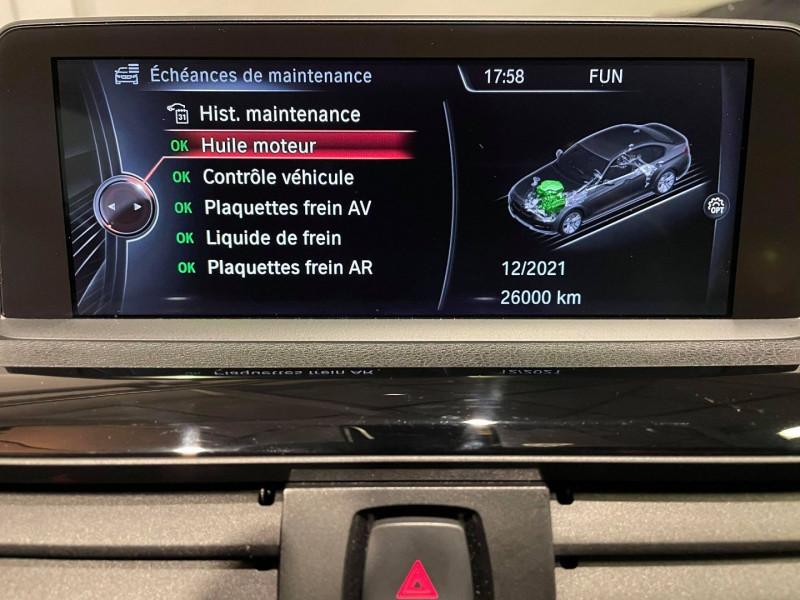 Photo 14 de l'offre de BMW SERIE 3 (F30) 335IA XDRIVE 306CH SPORT à 26990€ chez Signature auto