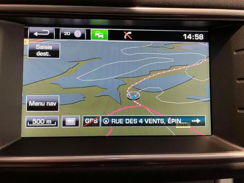 Photo 11 de l'offre de LAND-ROVER EVOQUE COUPE 2.0 TD4 180 HSE DYNAMIC BVA MARK IV 3P à 31990€ chez Signature auto