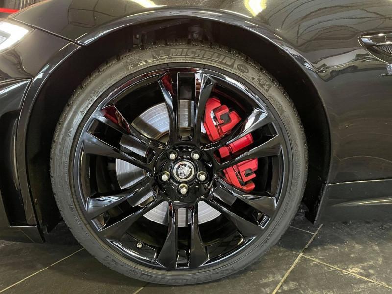 Photo 5 de l'offre de JAGUAR XK COUPE 5.0 V8 R-S à 64990€ chez Signature auto