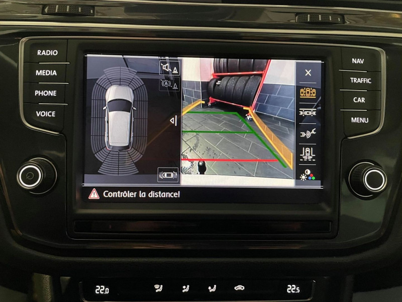 Photo 12 de l'offre de VOLKSWAGEN TIGUAN 2.0 TDI 150CH BLUEMOTION TECHNOLOGY CONFORTLINE 4MOTION DSG7 à 19490€ chez Signature auto