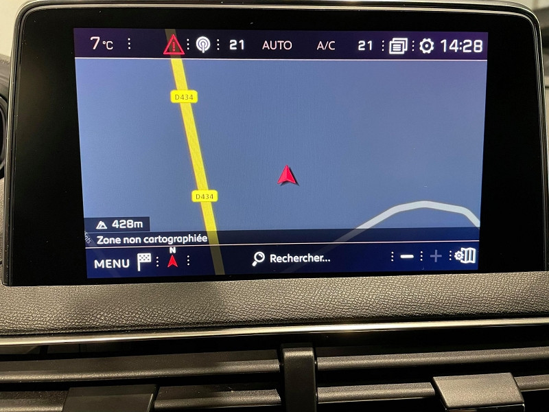 Photo 11 de l'offre de PEUGEOT 3008 2.0 BLUEHDI 180CH S&S GT EAT8 à 30990€ chez Signature auto
