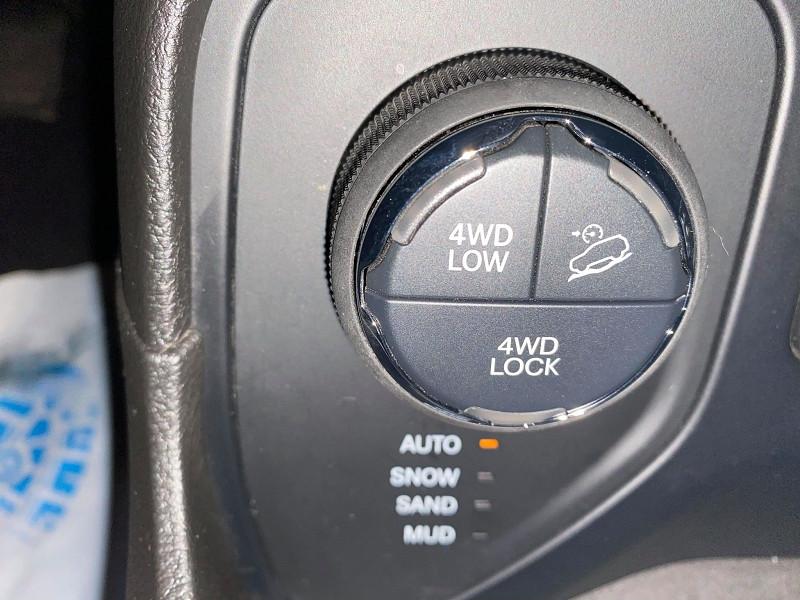 Photo 11 de l'offre de JEEP RENEGADE 2.0 MULTIJET S&S 140CH LIMITED 4X4 BVA9 à 16990€ chez Signature auto