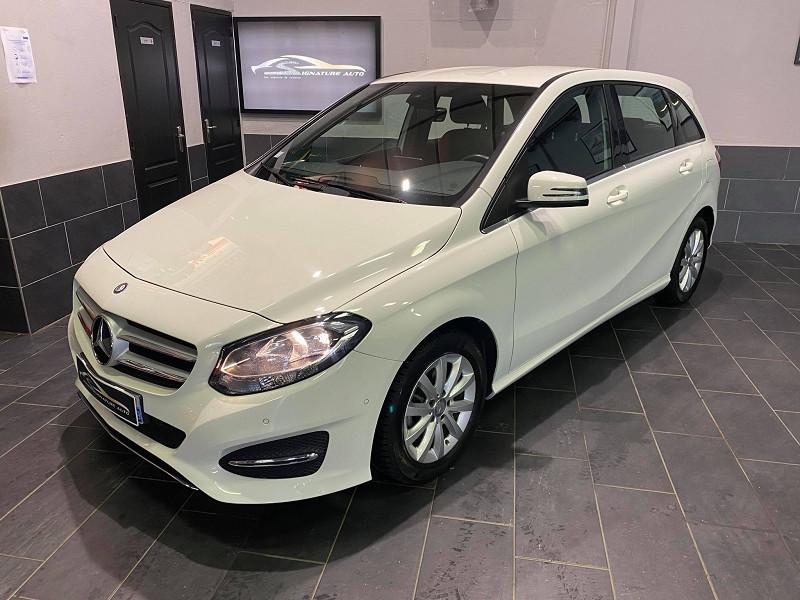 Mercedes-Benz CLASSE B (W246) 180 CDI DESIGN Diesel BLANC Occasion à vendre