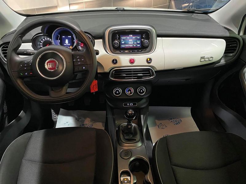 Photo 4 de l'offre de FIAT 500X 1.3 MULTIJET 16V 95CH POP à 12490€ chez Signature auto