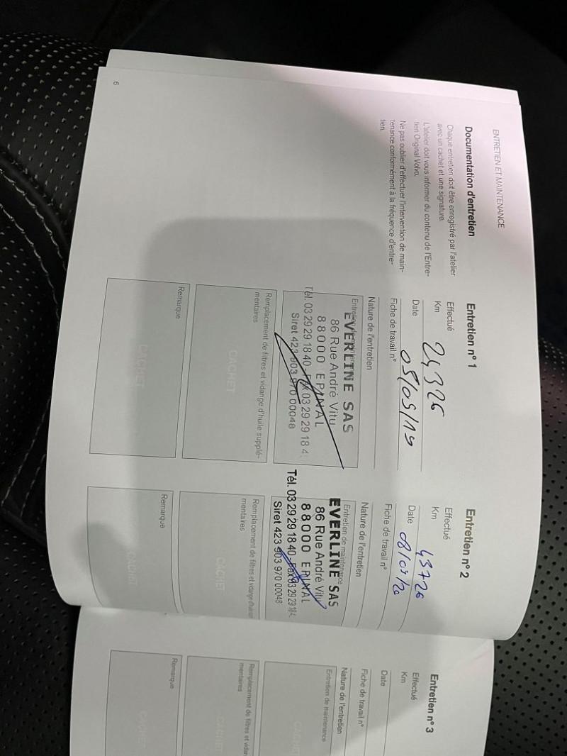Photo 19 de l'offre de VOLVO XC60 D4 ADBLUE 190CH INSCRIPTION LUXE GEARTRONIC à 42990€ chez Signature auto