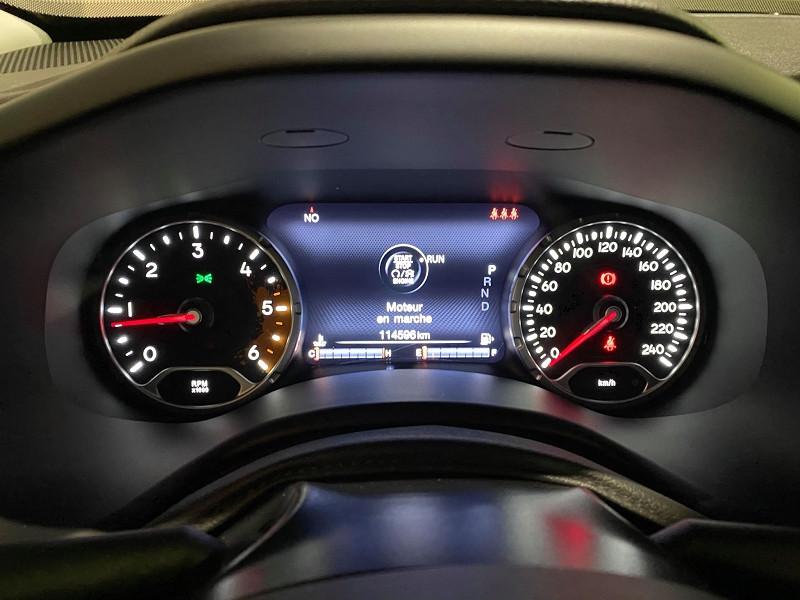 Photo 8 de l'offre de JEEP RENEGADE 2.0 MULTIJET S&S 140CH LIMITED 4X4 BVA9 à 16990€ chez Signature auto