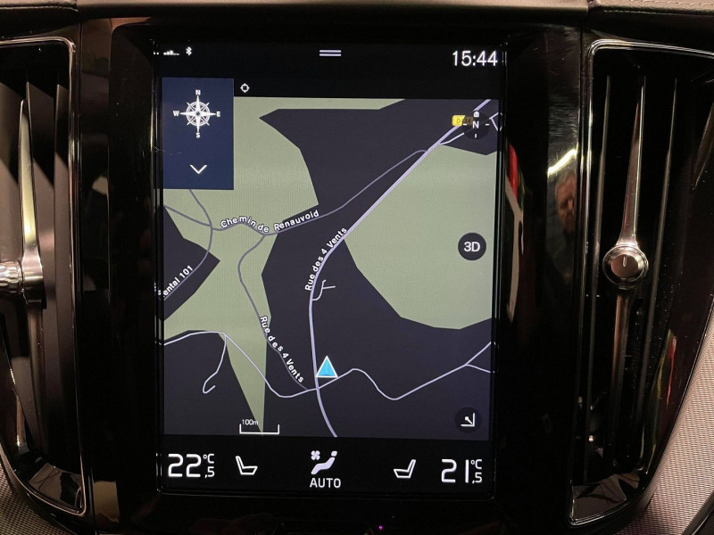 Photo 12 de l'offre de VOLVO XC60 D4 ADBLUE 190CH INSCRIPTION LUXE GEARTRONIC à 42990€ chez Signature auto