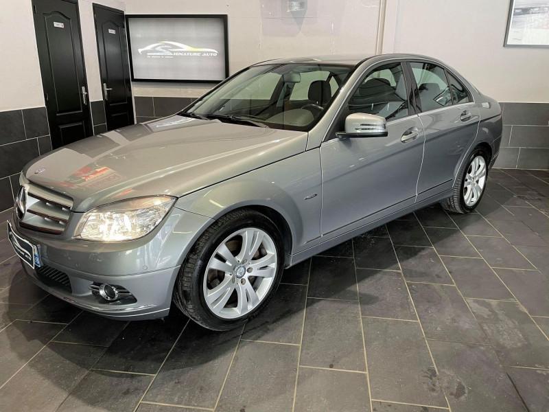 Mercedes-Benz CLASSE C (W204) 200 CDI AVANTGARDE Diesel GRIS C Occasion à vendre