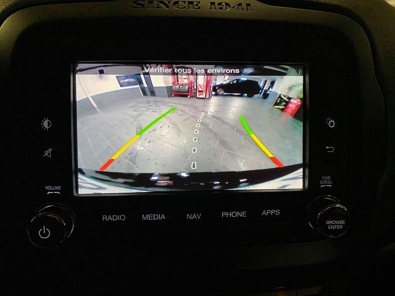 Photo 10 de l'offre de JEEP RENEGADE 2.0 MULTIJET S&S 140CH LIMITED 4X4 BVA9 à 16990€ chez Signature auto