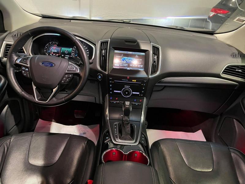 Photo 6 de l'offre de FORD EDGE 2.0 TDCI 210CH TITANIUM I-AWD POWERSHIFT à 21990€ chez Signature auto
