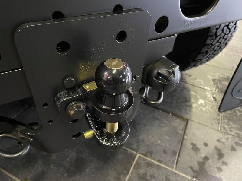 Photo 8 de l'offre de LAND-ROVER DEFENDER SW 90 2.4 TD S à 37990€ chez Signature auto