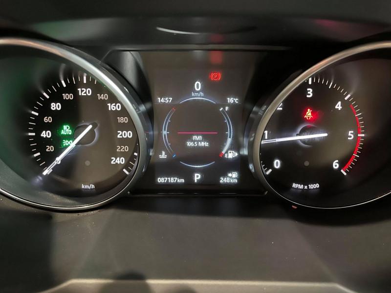 Photo 10 de l'offre de LAND-ROVER EVOQUE COUPE 2.0 TD4 180 HSE DYNAMIC BVA MARK IV 3P à 31990€ chez Signature auto
