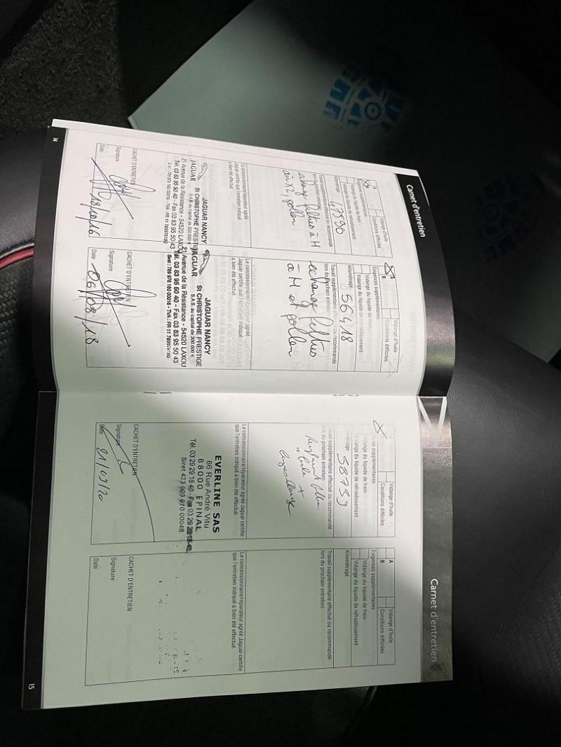Photo 19 de l'offre de JAGUAR XK COUPE 5.0 V8 R-S à 64990€ chez Signature auto