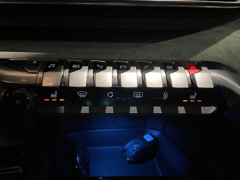 Photo 13 de l'offre de PEUGEOT 3008 2.0 BLUEHDI 180CH S&S GT EAT8 à 30990€ chez Signature auto