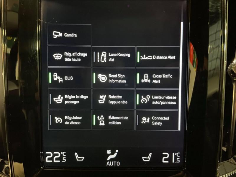 Photo 15 de l'offre de VOLVO XC60 D4 ADBLUE 190CH INSCRIPTION LUXE GEARTRONIC à 42990€ chez Signature auto