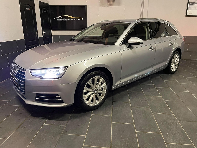 Audi A4 AVANT 2.0 TDI 190CH DESIGN S TRONIC 7 Diesel GRIS C Occasion à vendre