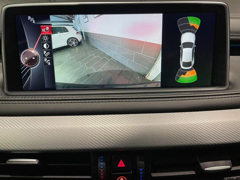 Photo 11 de l'offre de BMW X6 (F16) M50DA 381CH à 37990€ chez Signature auto