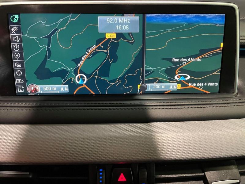 Photo 10 de l'offre de BMW X6 (F16) M50DA 381CH à 37990€ chez Signature auto