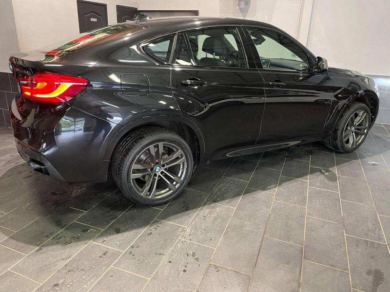Photo 2 de l'offre de BMW X6 (F16) M50DA 381CH à 37990€ chez Signature auto