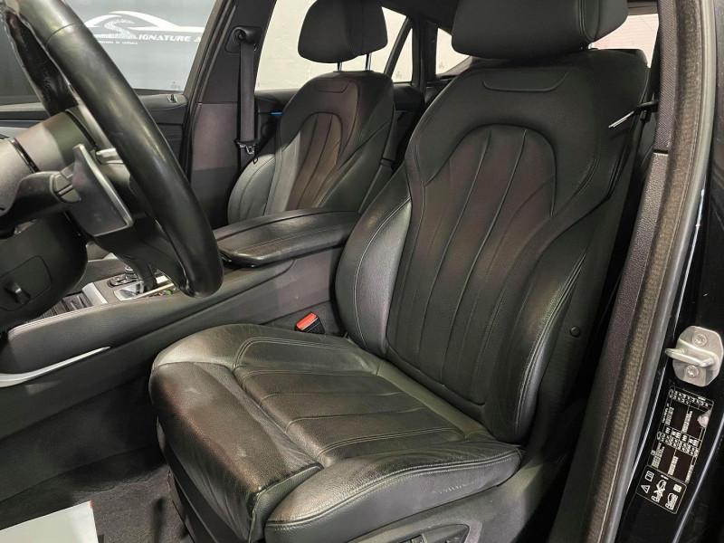 Photo 6 de l'offre de BMW X6 (F16) M50DA 381CH à 37990€ chez Signature auto