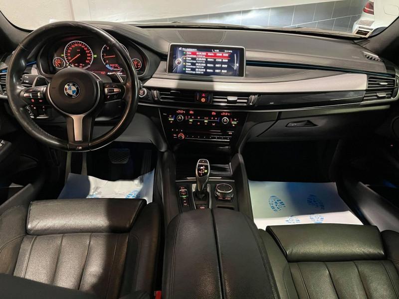 Photo 5 de l'offre de BMW X6 (F16) M50DA 381CH à 37990€ chez Signature auto
