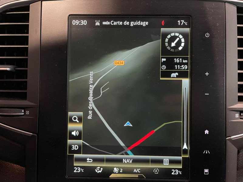 Photo 11 de l'offre de RENAULT TALISMAN 1.5 DCI 110CH ENERGY INTENS à 16990€ chez Signature auto
