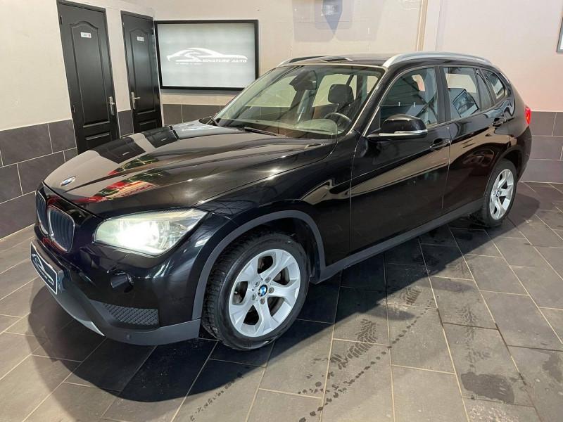 Bmw X1 (E84) XDRIVE18DA 143CH LOUNGE Diesel NOIR Occasion à vendre