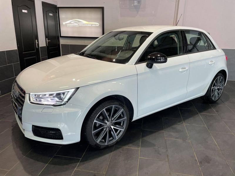 Audi A1 SPORTBACK 1.4 TDI 90CH ULTRA STYLE Diesel BLANC Occasion à vendre
