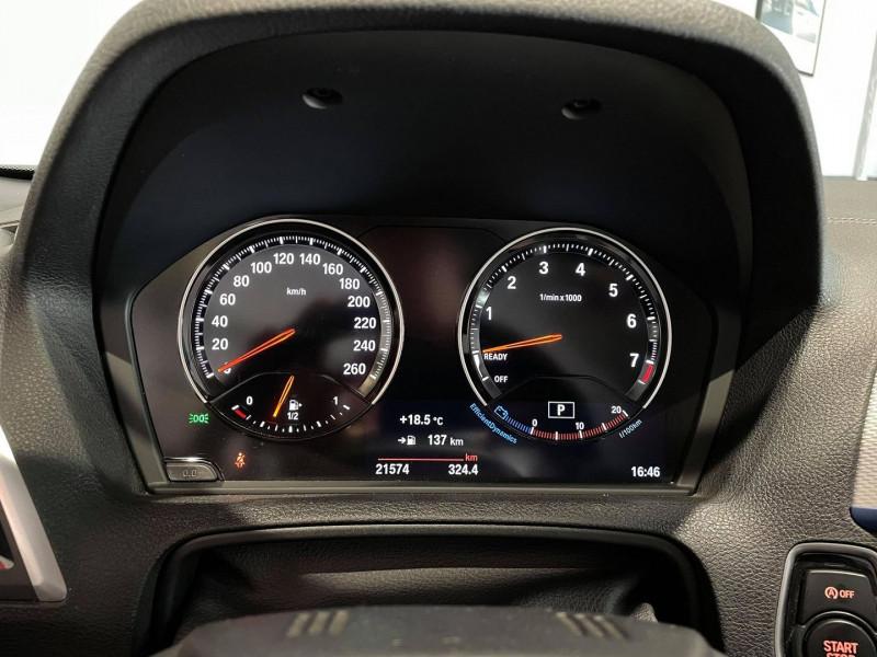 Photo 11 de l'offre de BMW SERIE 2 CABRIOLET (F23) 220IA 184CH M SPORT EURO6D-T à 34990€ chez Signature auto