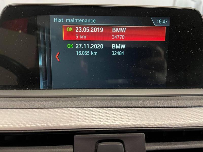 Photo 14 de l'offre de BMW SERIE 2 CABRIOLET (F23) 220IA 184CH M SPORT EURO6D-T à 34990€ chez Signature auto
