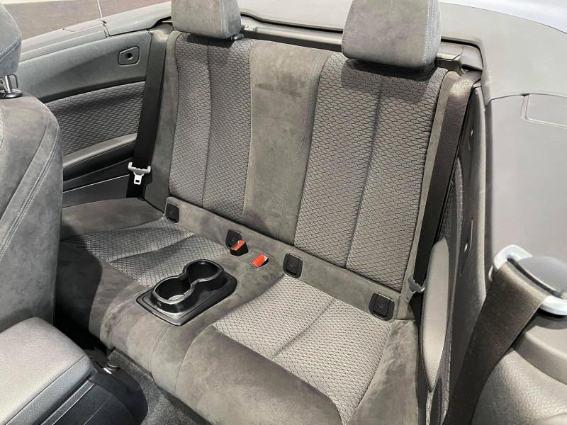 Photo 9 de l'offre de BMW SERIE 2 CABRIOLET (F23) 220IA 184CH M SPORT EURO6D-T à 34990€ chez Signature auto