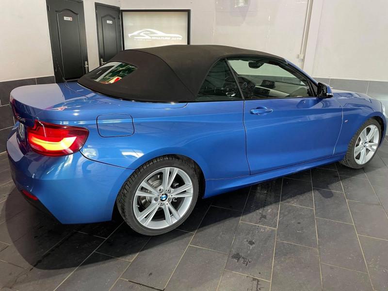 Photo 4 de l'offre de BMW SERIE 2 CABRIOLET (F23) 220IA 184CH M SPORT EURO6D-T à 34990€ chez Signature auto