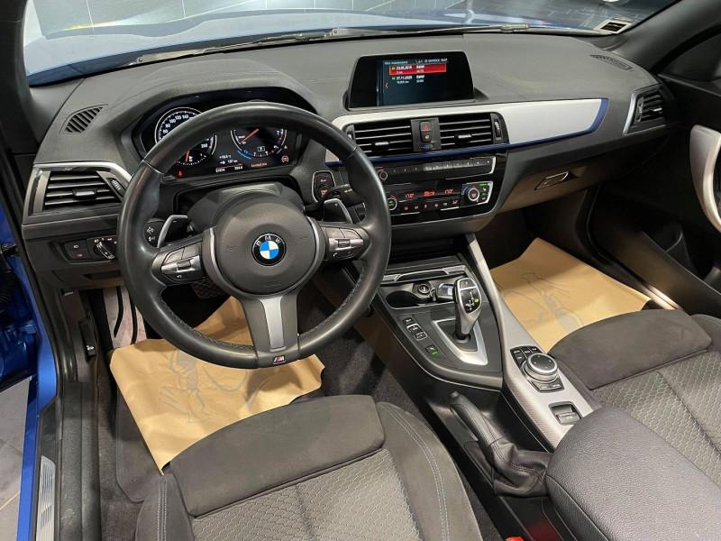 Photo 7 de l'offre de BMW SERIE 2 CABRIOLET (F23) 220IA 184CH M SPORT EURO6D-T à 34990€ chez Signature auto
