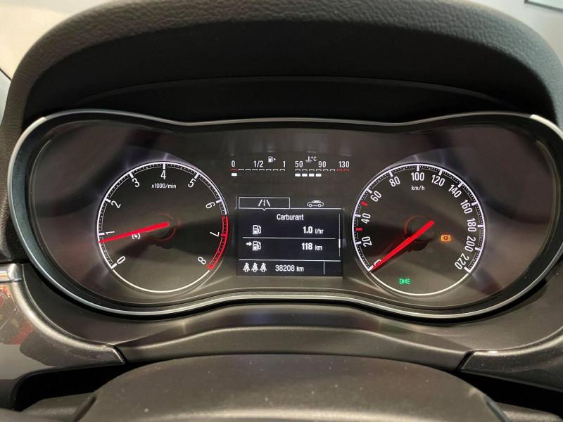 Photo 8 de l'offre de OPEL CORSA 1.4 TURBO 100CH EDITION START/STOP 5P à 9990€ chez Signature auto