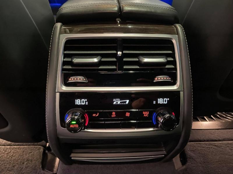 Photo 15 de l'offre de BMW SERIE 7 (G11/G12) 740DA XDRIVE 320CH EXCLUSIVE à 42990€ chez Signature auto