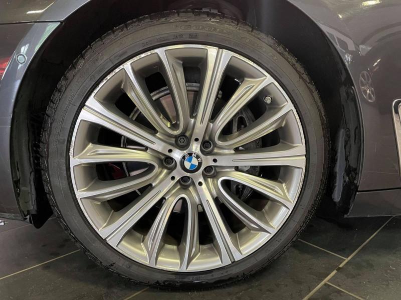Photo 3 de l'offre de BMW SERIE 7 (G11/G12) 740DA XDRIVE 320CH EXCLUSIVE à 42990€ chez Signature auto